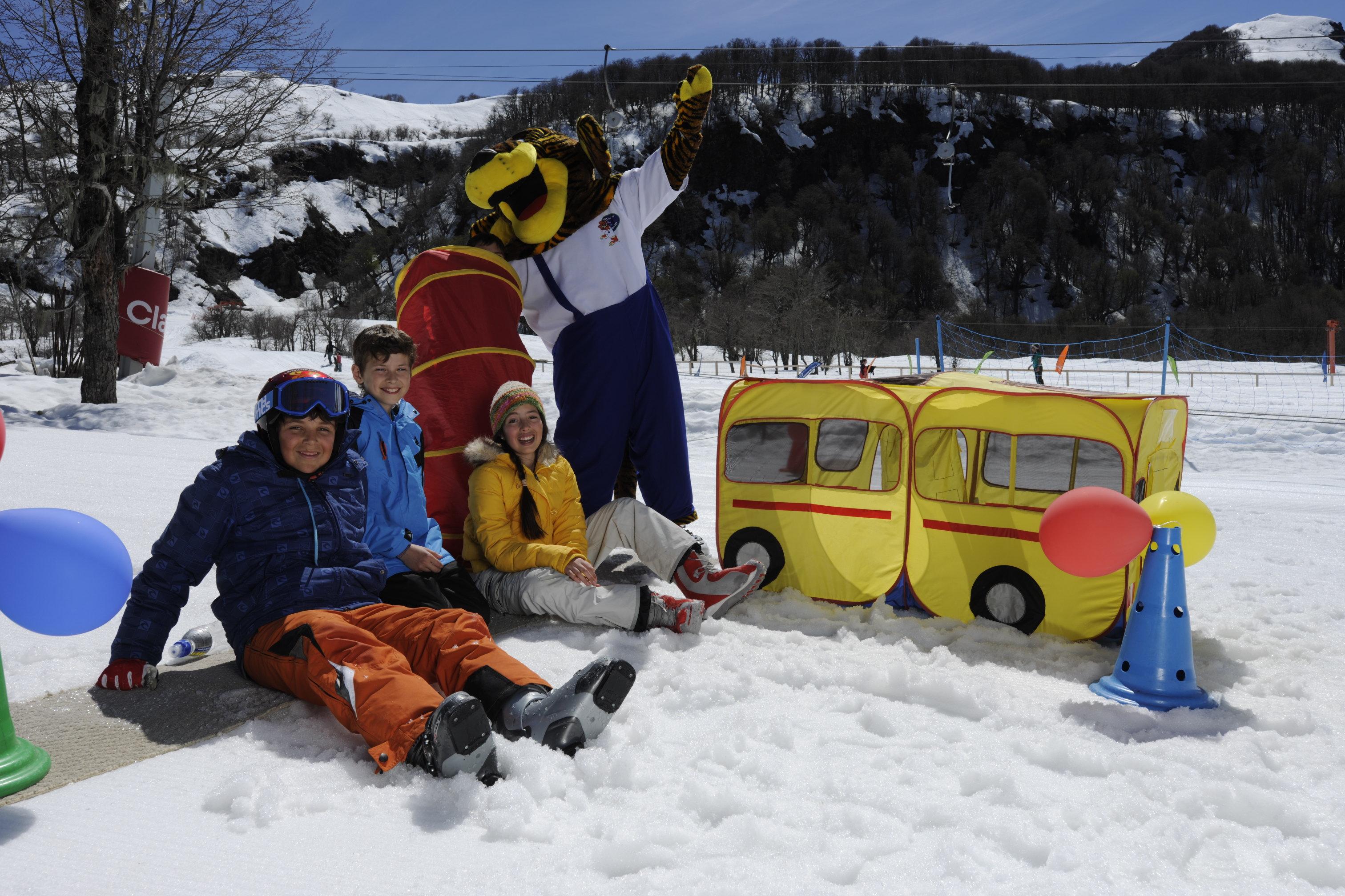Promoções de Esqui América do Sul!
