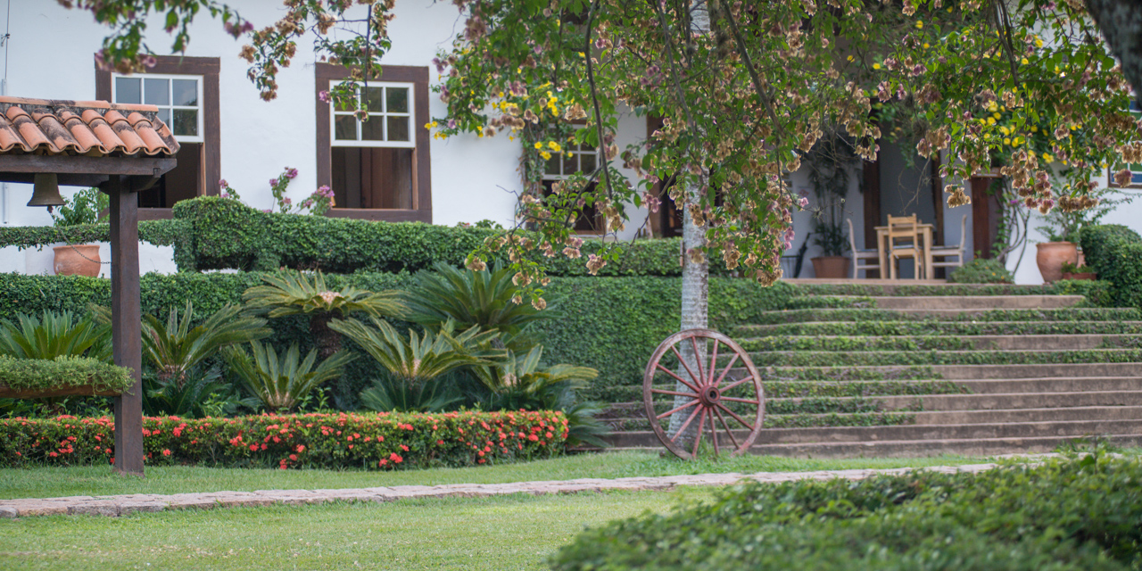 Um charmoso hotel fazenda em São Paulo !