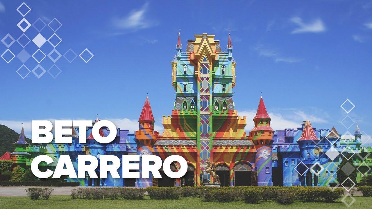 Conheça o melhor* Parque de diversões do Brasil: Beto Carrero World!