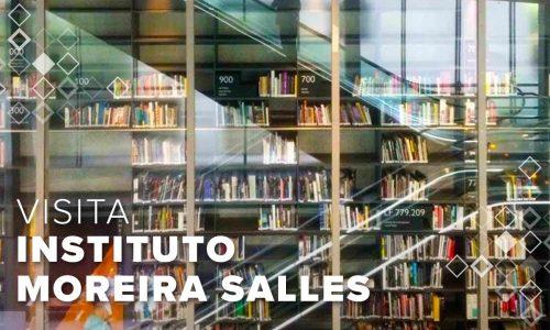 Mais cultura para São Paulo: Instituto Moreira Salles