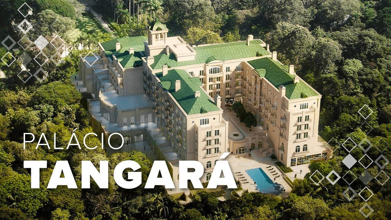 Luxo: Hotel Palácio Tangará no Dia dos Namorados