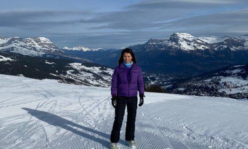 Megève, a estação de esqui com o charme francês