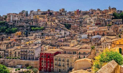 A mágica ilha da Sicília na Itália
