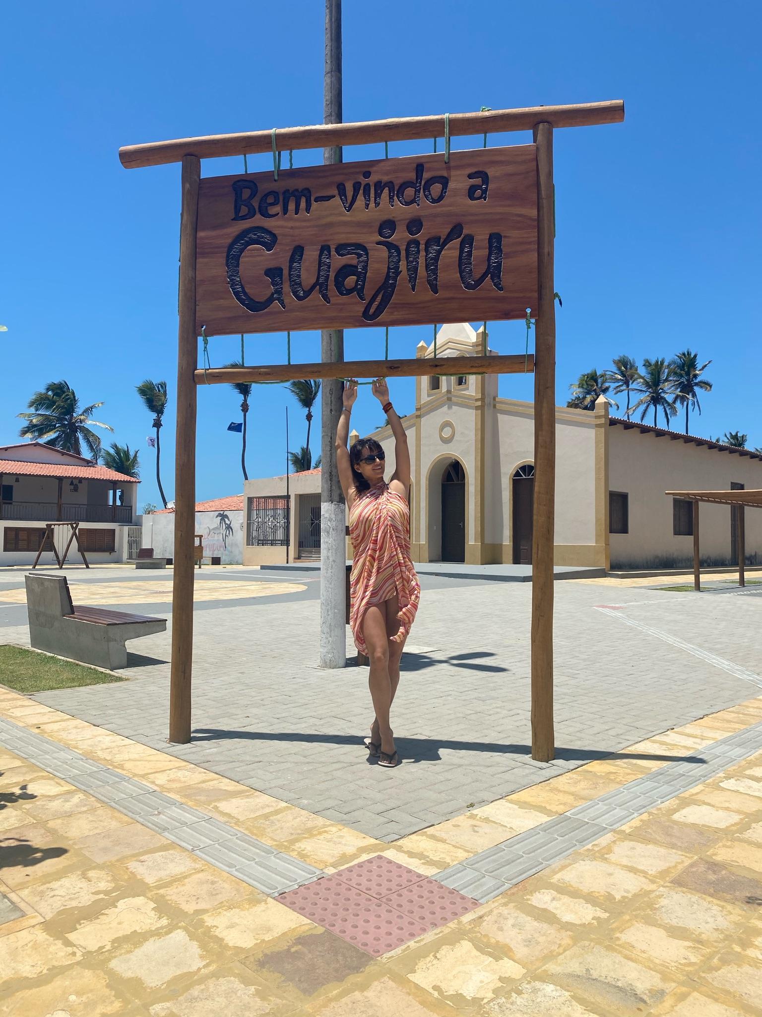 A Beleza Pequena de Guajiru (CE)